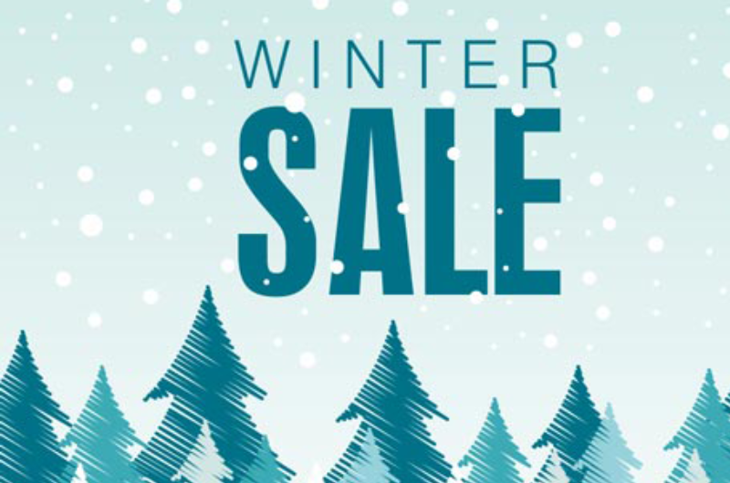 Winter Clearance Sale Coupons