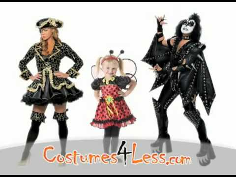 Halloween  Is Day Of Happiness And Fun With Costumes4less