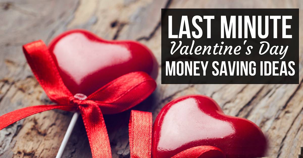 Last Minute Valentine's Day Gifts for Him or Her
