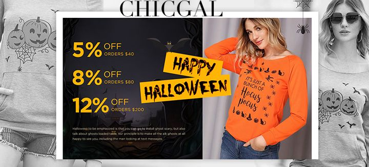 55% OFF Chicgal Coupons and Coupon Codes. Start Savings with Couponistic Today!