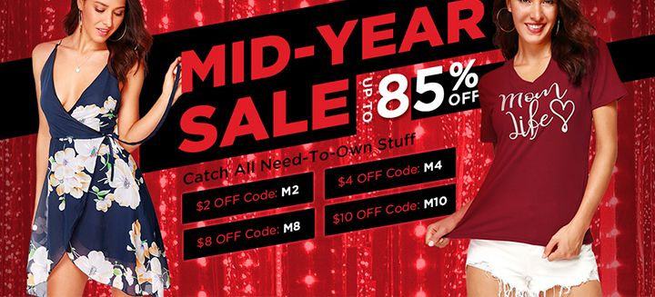 Mid-Year Sale! Get Save Up To 85% OFF at fairyseason, Catch All Need-To-Own Stuff, Shop Now!