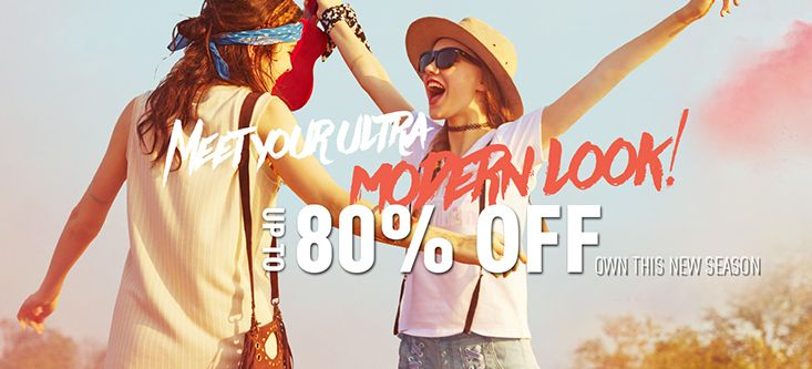 Meet Your Ultra Modern Look! Get Up To 80% OFF Own This New Season at fashionmia.com, Buy Now!