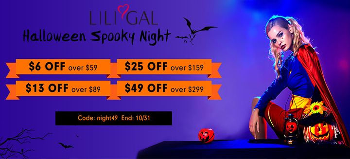 10% OFF LILIGAL Coupons and Coupon Codes. Start Savings with Couponistic Today!