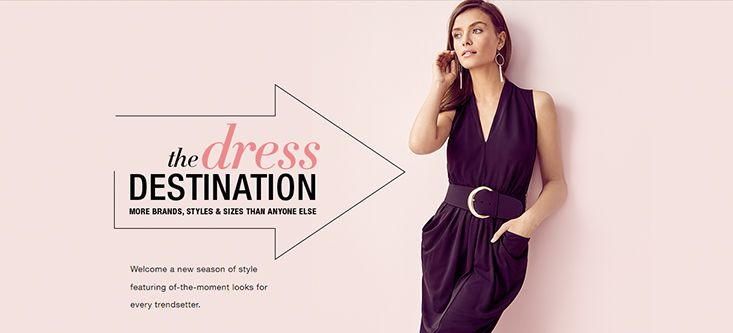 New Season Of Style! Get Up To 70% Off on Women's Dresses at Macy's, Shop Now!