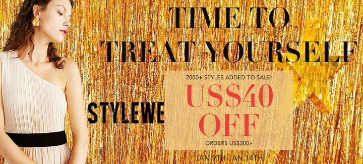 $40 OFF StyleWe Coupons and Coupon Codes Start Savings with Couponistic Today!