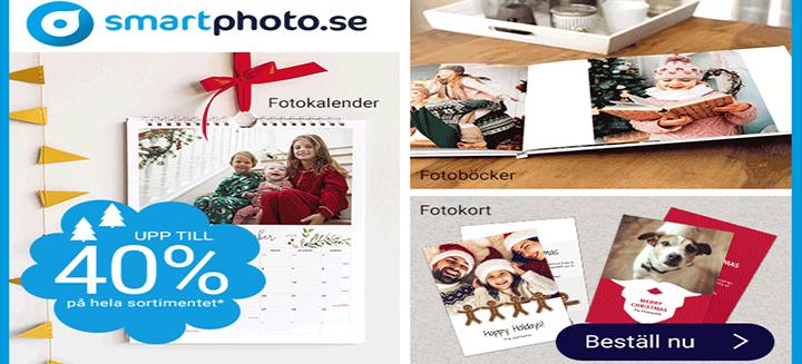 Smartphoto Rabattkoder Och Erbjudanden