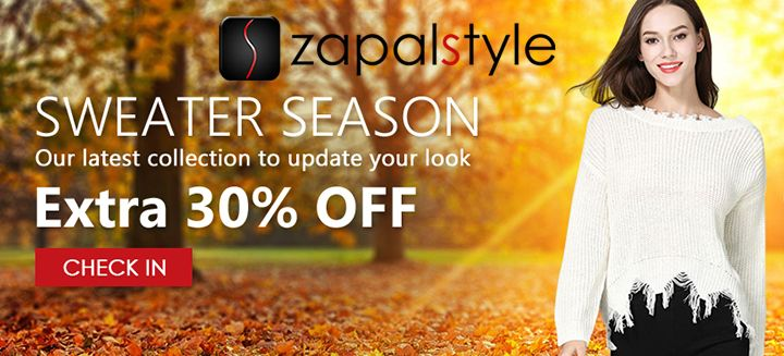 45% OFF ZapalStyle Coupons and Coupon Codes. Start Savings with Couponistic Today!
